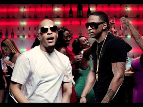 TI & TREY SONGS CHAMPAGNE ROOM