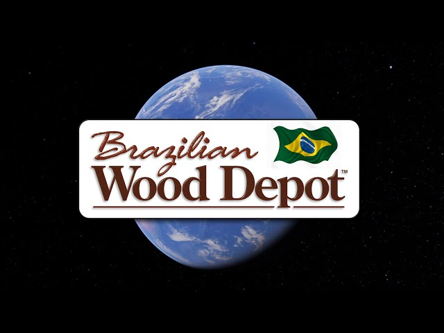 Why GO NATURAL! with Brazilian Wood Depot?