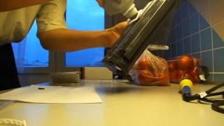 Naplnění cartridge do laserové tiskárny