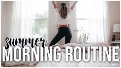 HEALTHY SUMMER MORNING ROUTINE FOR SUCCESS | Spirituality, Health, & Vitality | Renee Amberg