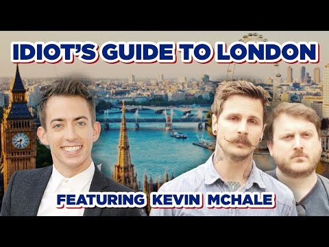 Idiot's Guide To London (feat. Glee's KEVIN McHALE) - Derick Watts & The Sunday Blues
