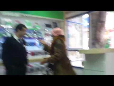 Бабка матюкалка покупает телефон с флешечкой 2
