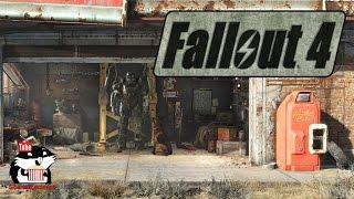Fallout 4 Первое знакомство е1 с Сибирским Леммингом