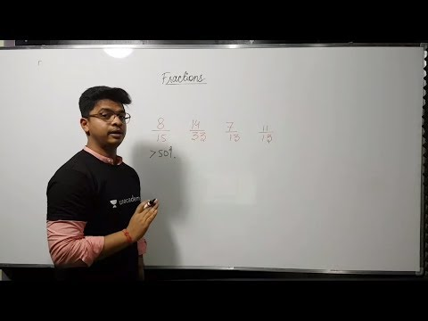 SSC Live Lectures with Unacademy - Learn to play with Fractions