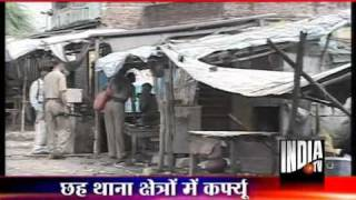 8 Killed In Bharatpur Violence, Curfew Imposed