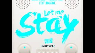 Jordi Veliz & Albert Kick Feat. Inmagine - Let Me Stay