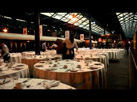 Event Hire at National Railway Museum, York