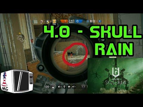 Skull Rain and AC Information - Rainbow Six Siege