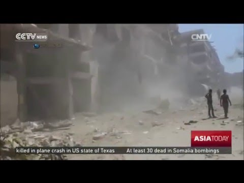 Syria Ceasefire largely holding up; fighting against ISIL continues in Homs