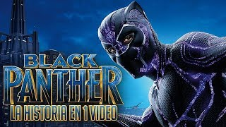 Black Panther: La Historia en 1 Video #CaminoAEndgame
