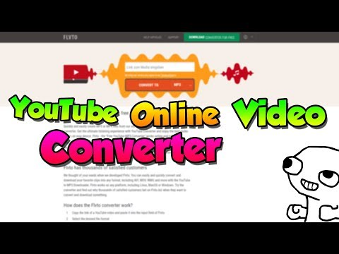 YouTube Online Video Converter