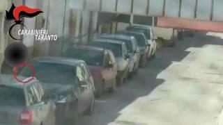 Operazione Zar dei carabinieri