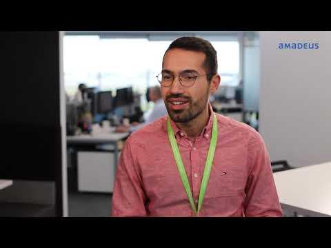 Tech Life @ Amadeus: Issa Hadar