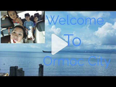 ORMOC CITY LEYTE PHILIPPINES TRAVEL VLOG