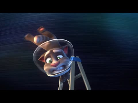 Talking Tom Shorts 28 - Tangled in Space (Planet Hop)