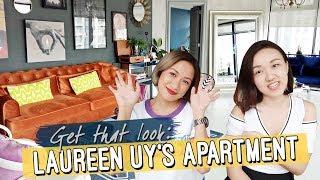 Get that Look: Laureen Uy's Apartment // Tropical Industrial Luxe // Elle Uy