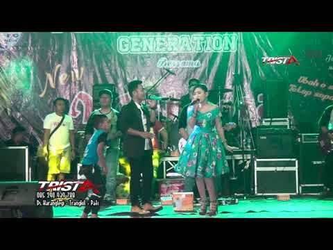 Cintaku satu - Nisya ft Zacky new MAHKOTA Live DEGAN Winong PATI terbaru