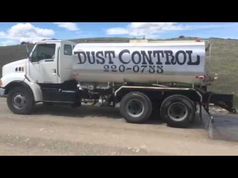 Bozeman Road Dust Control