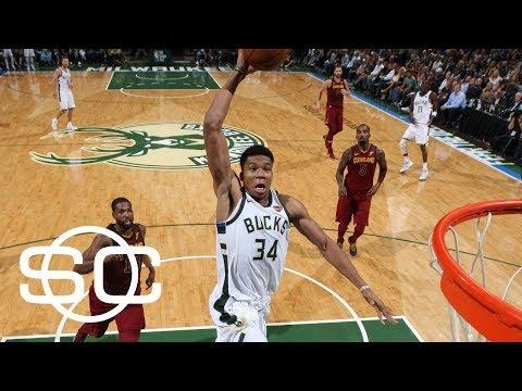 The Greek Freak is taking the NBA by storm | SportsCenter | ESPN