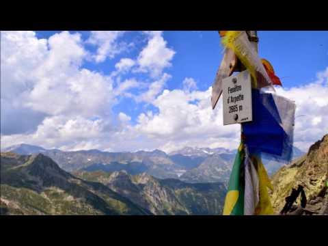 Camping the Tour Du Mont Blanc 2015