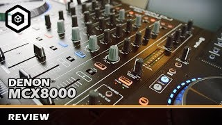 Ist das der ultimative DJ CONTROLLER? | MCX8000 DENON DJ Review