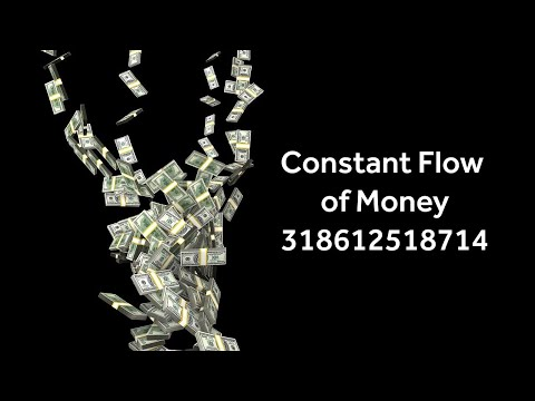 Grabovoi Numbers - Constant Flow of Money - 318612518714