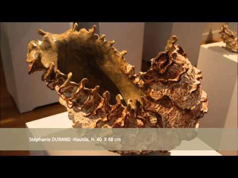 Exposition Céramique d'art contemporaine Toucy
