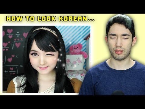 How To Look Like A Korean Girl Reaction