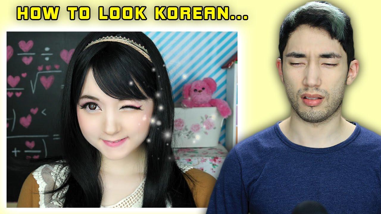 But i like it in korean