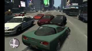 EFLC : The Ballad of Gay Tony PC Gameplay (driving)