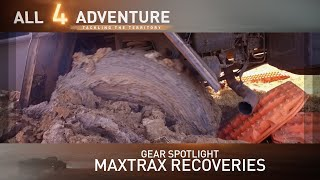 Gear Spotlight: Maxtrax recoveries ► All 4 Adventure TV
