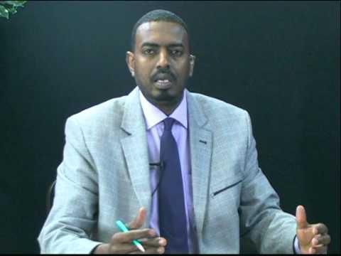 MAAYGA  15 01 2013 WAREYSI MADAXW  KON GALBED SOMALIA Siid Cali