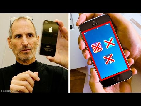 Kenapa Steve Jobs Tidak Main Media Sosial