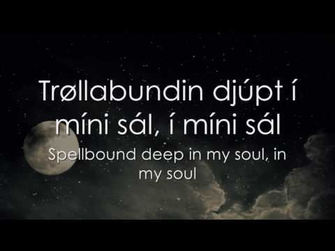 Trøllabundin - LYRICS + English Translation - Eivør