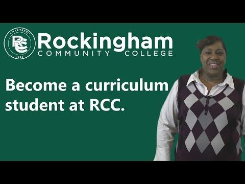 RCC Admissions Process