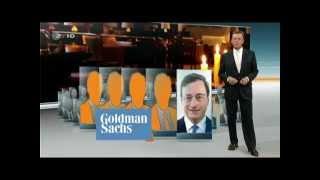 """Mario Draghi, Goldman Sachs, G30, die selbsternannte """"Weltregierung"""" -  06.12.2012"""