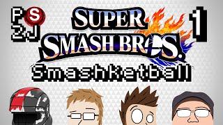 Smashketball EP 1