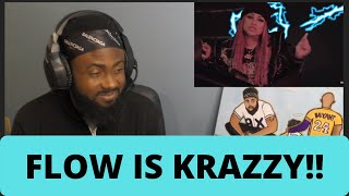 DONT SLEEP ON HER!! | Snow Tha Product - Pressure (Official Music Video) | BEST REACTION!!!