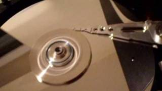 Headcrash - Hard disk failure