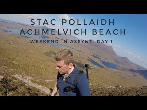 Stac Pollaidh/Achmelvich Beach (Weekend In Assynt), 25.05. 2018