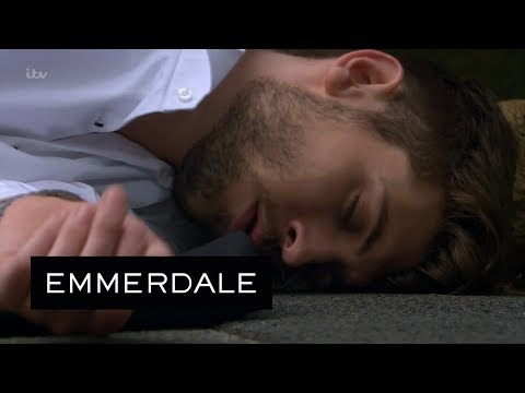 Emmerdale - Cain Fatally Punches Joe