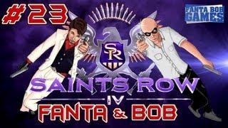 Fanta et Bob dans SAINTS ROW 4 - Ep. 23