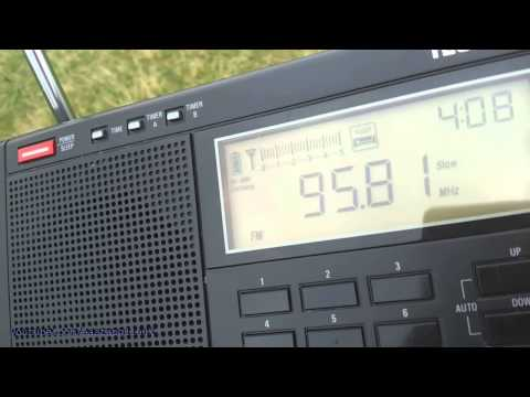 FM Radio Band Scan At Beachy Head Eastbourne Sussex 2