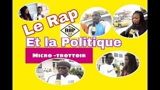 Le Rap et la Politique regardez la réaction des Fans (micro trottoir)