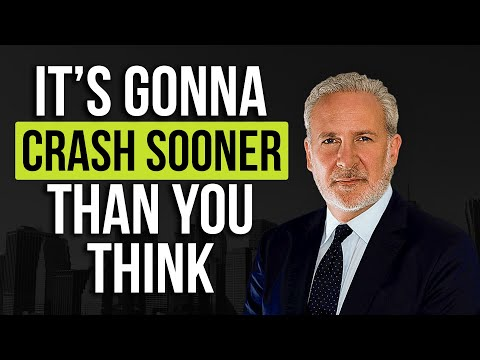 Peter Schiff Believes 97% Will Lose EVERYTHING As The BUBBLE Will POP Sooner Than YOU Think!!