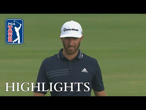 Dustin Johnson extended highlights | Round 4 | Sentry