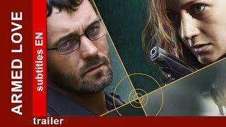 armed Love. Trailer. Russian TV series. Сriminal Melodrama. English Subtitles. StarMedia