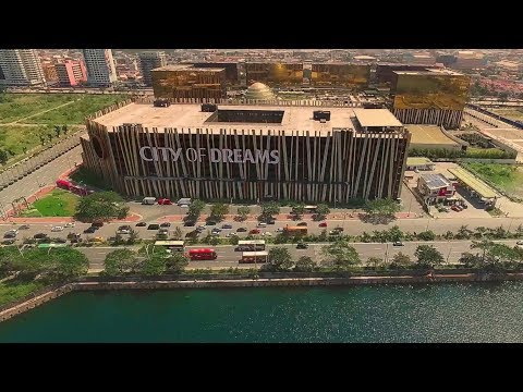 Spectacular Lifestyle Experiences at City of Dreams Manila