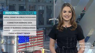 Investing Strategies: Analyzing Coronavirus Impact On Global Economy, Top Stocks