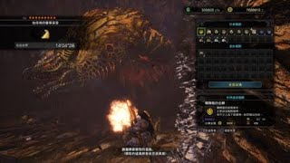 Monster Hunter: World_銃槍擴散砲(爛輝龍)